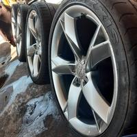 Audi 19 inch Rims