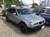 BMW X3 2,5L 2004