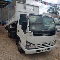 Isuzu Dump Truck High Deck