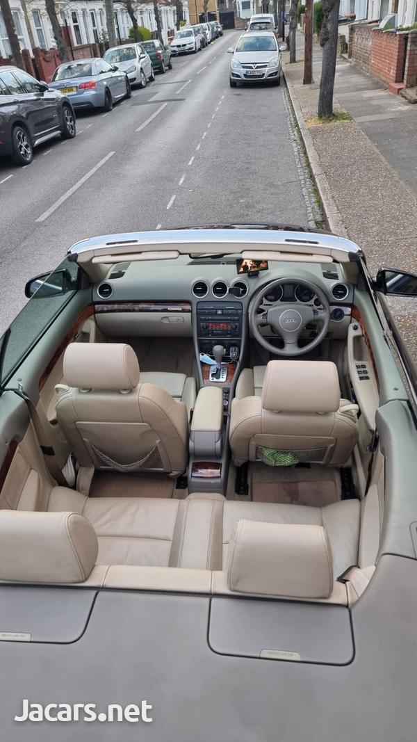 Audi a4 convertible-1