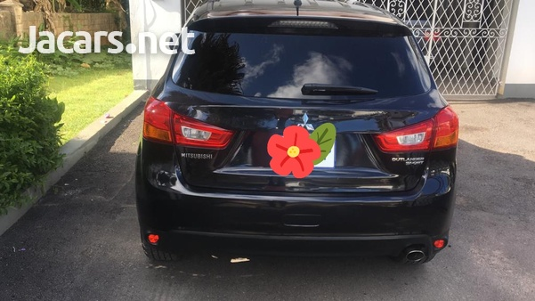 Mitsubishi Outlander 2,4L 2014-1