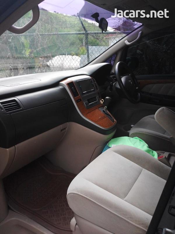 Toyota Alphard 2,4L 2006-2