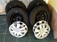 stock rims andc tyres
