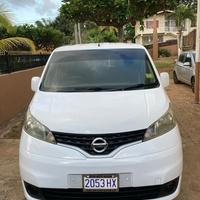 Nissan NV200 1,5L 2012