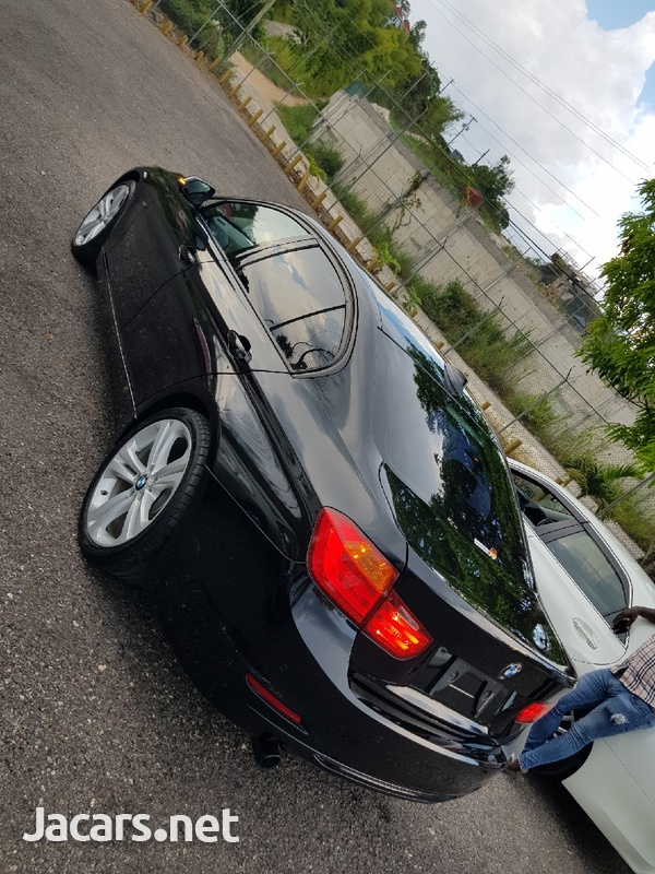 BMW 3-Series 3,0L 2012-13