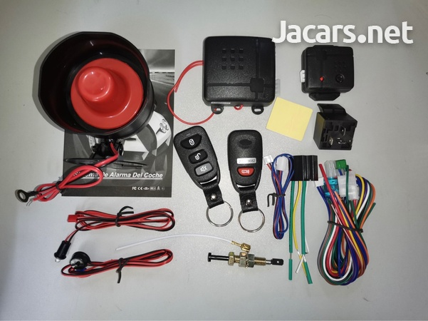 Vehicle Security Alarm System-2