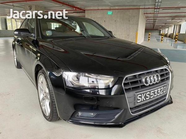 Audi A4 1,6L 2015-1