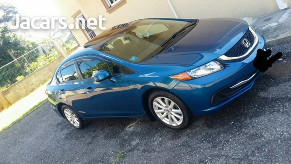Honda Civic 1,5L 2012-2