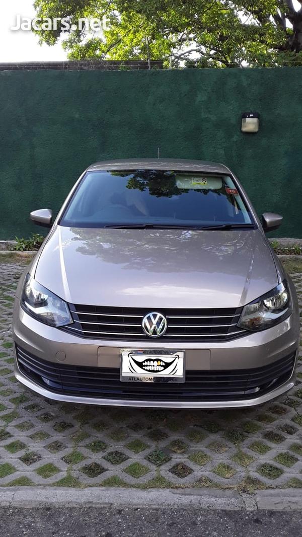Volkswagen Polo 1,6L 2018-1