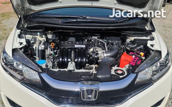 Honda Fit 1,3L 2016-11