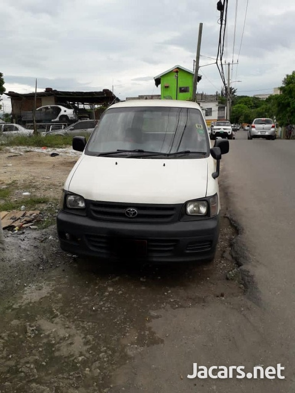 Toyota Town Ace 1,9L 2007-6