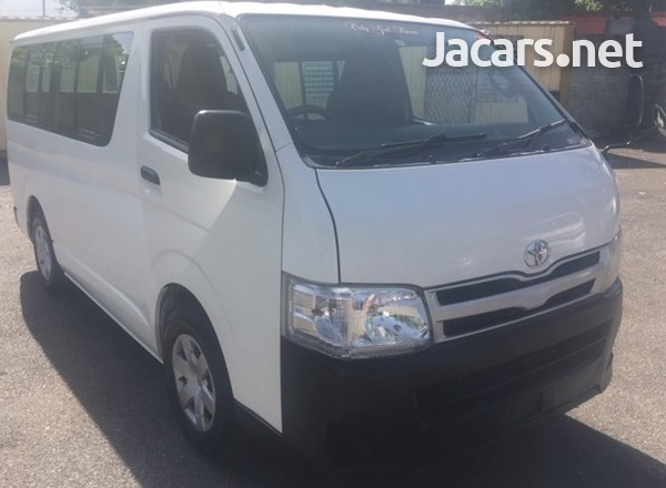 Toyota Hiace 2,0L 2012-1
