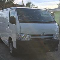 2012 Toyota Panel Hiace Bus