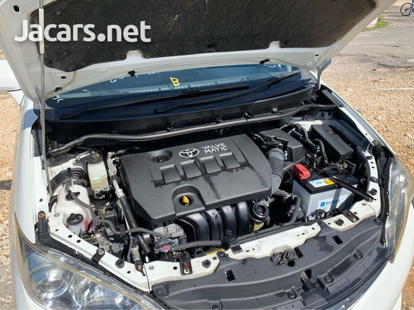 Toyota Wish 1,8L 2011-6