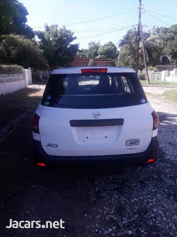 Nissan AD Wagon 1,5L 2015-3