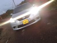 Nissan Versa 1,6L 2012