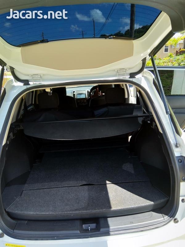 Nissan Wingroad 1,8L 2013-3