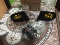 Integra DC5 fog lamps and Honda Civic FD1,2, and 3 skirting