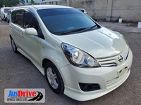 Nissan Note 1,3L 2011