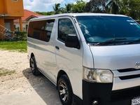2016 Toyota Hiace Bus
