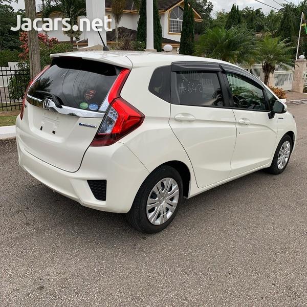 Honda Fit 1,3L 2016-10