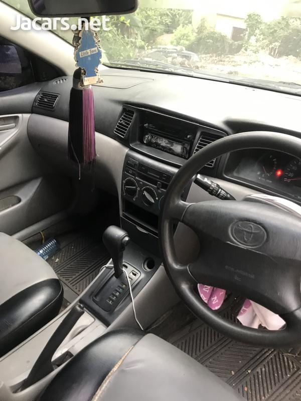 Toyota Corolla 1,4L 2002-4