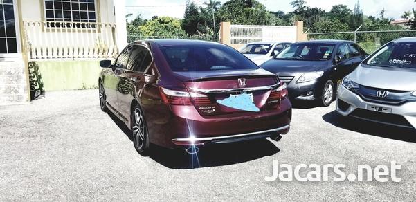 Honda Accord 2,5L 2016-3
