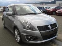 Suzuki Swift 1,6L 2014