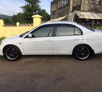 Honda Civic 1,7L 2001