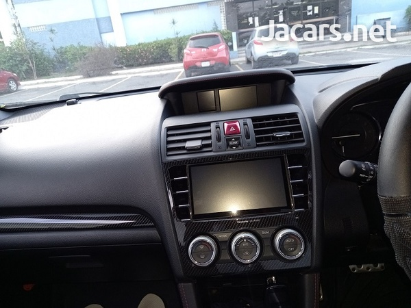 Subaru WRX 2,0L 2014-10