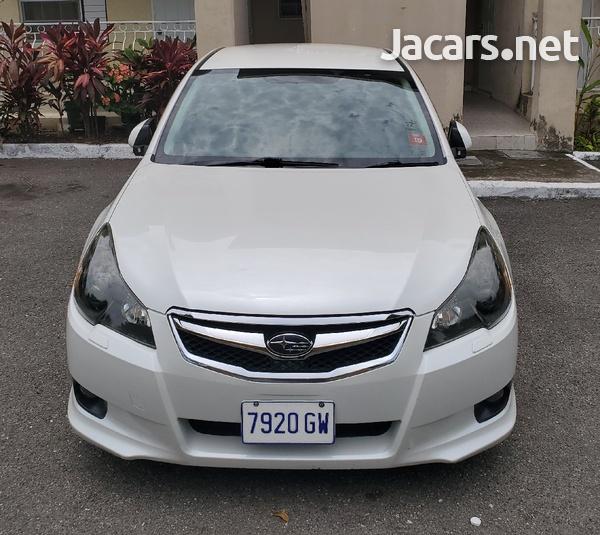 Subaru Legacy 2,4L 2010-3