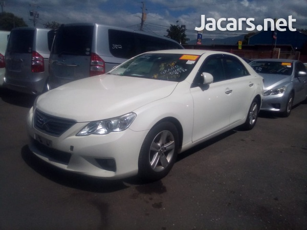 Toyota Mark X 2,5L 2011-1