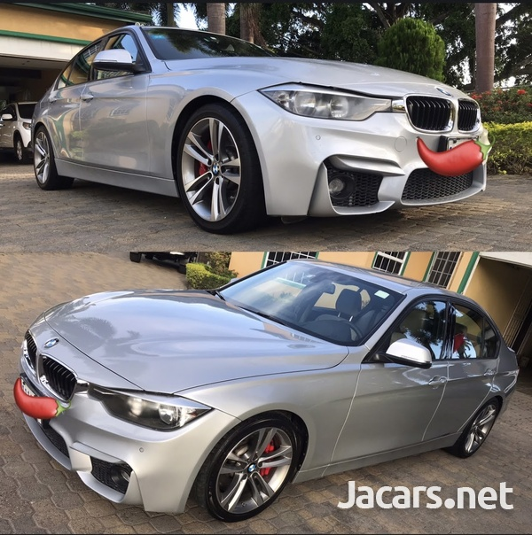 BMW M3 2,0L 2012-1