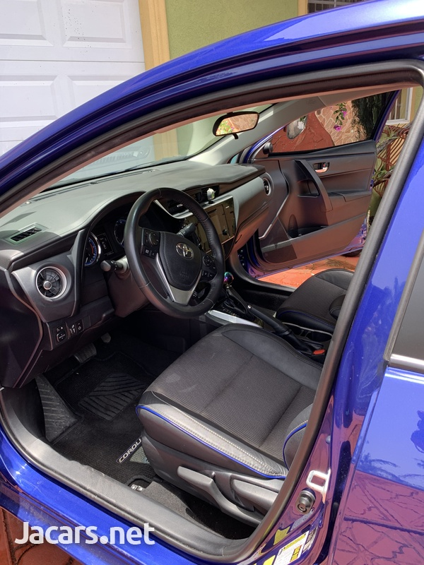Toyota Corolla 1,8L 2017-2