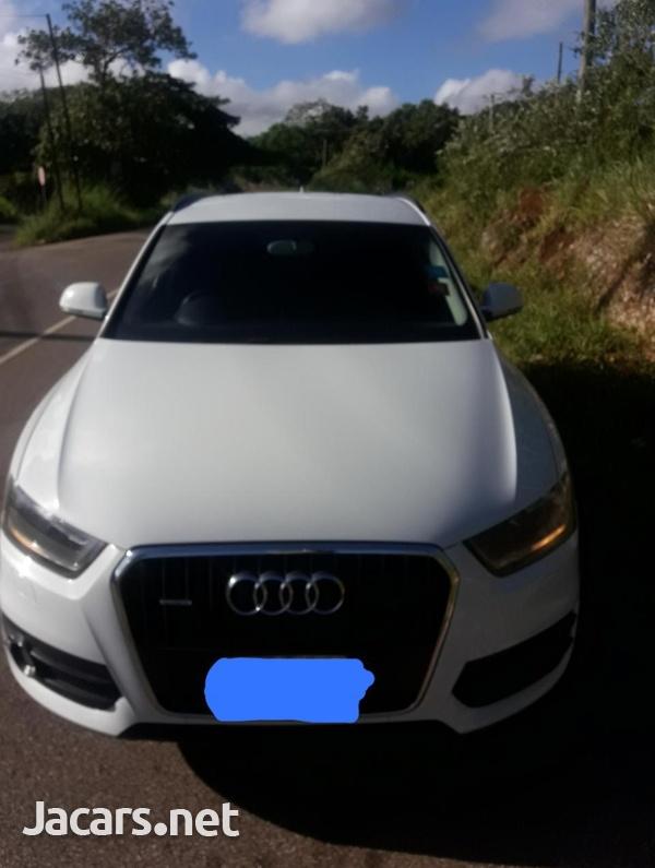 Audi Q3 2,0L 2014-2