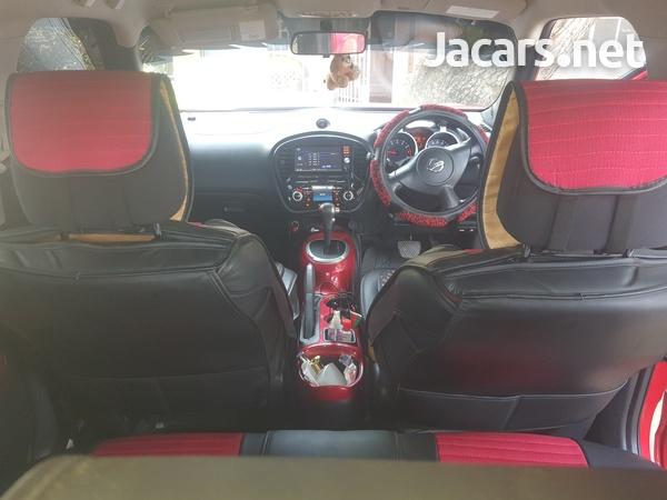 Nissan Juke 1,6L 2014-8