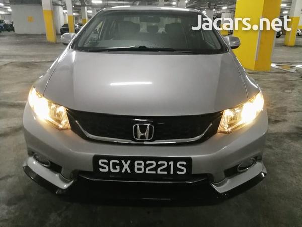 Honda Civic 1,6L 2015-7