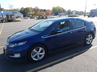 Chevrolet Volt Electric 2013