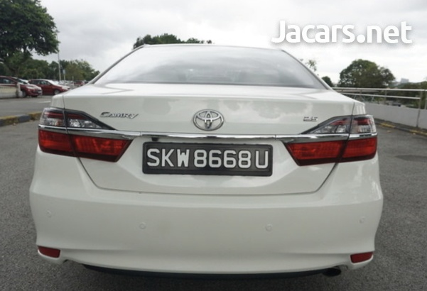 Toyota Camry 2,5L 2016-6