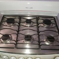 Frigidiare 6 burner stove