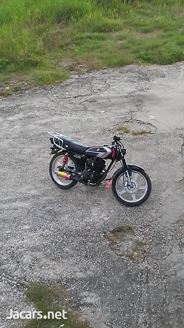 Zhujiang 150cc-3