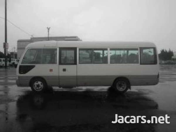 2012 Toyota Coaster Bus-10