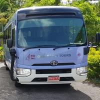 2019 Toyota Coaster Bus