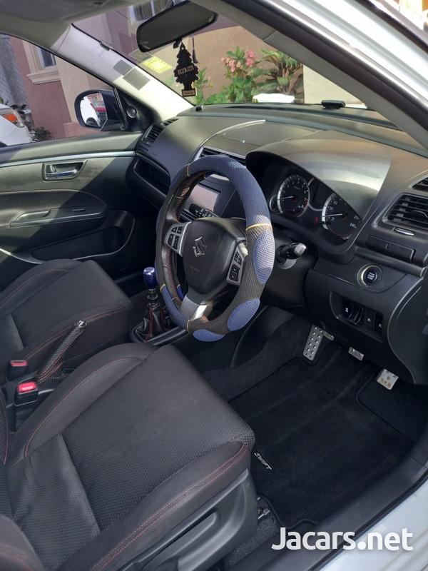 Suzuki Swift 1,6L 2012-6