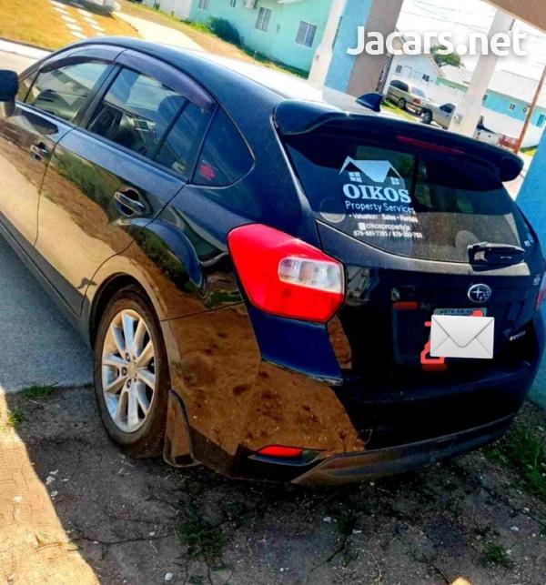 Subaru Impreza 2,0L 2014-1