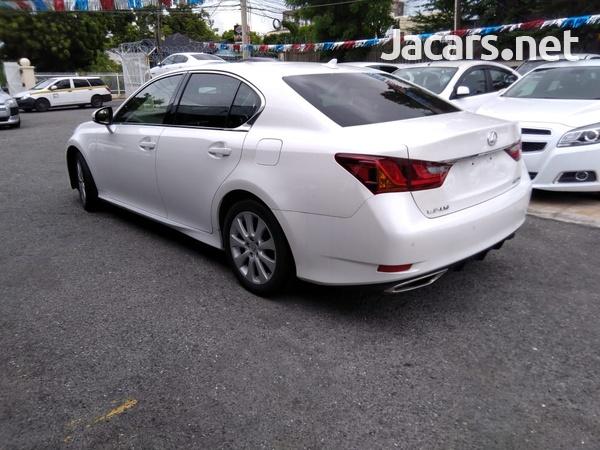 Lexus GS 2,0L 2015-5
