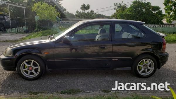 Honda Civic 1,5L 1997-4