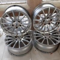 Rims in very good condition ..just need a upgrade