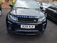 Land Rover Range Rover Evoque 2,0L 2017