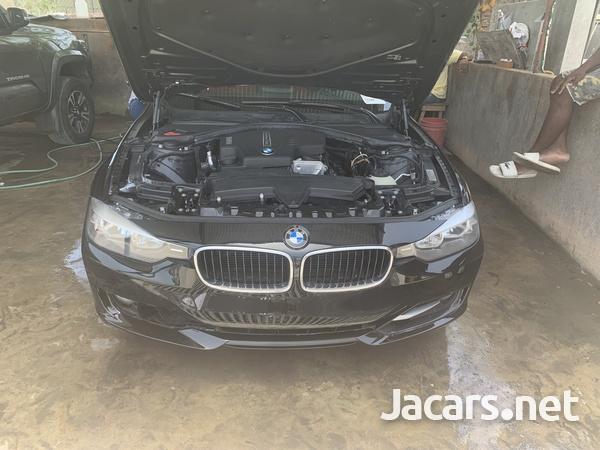 BMW 3-Series 2,8L 2014-8